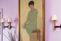Những dấu mốc lịch sử của đấu giá tranh Việt