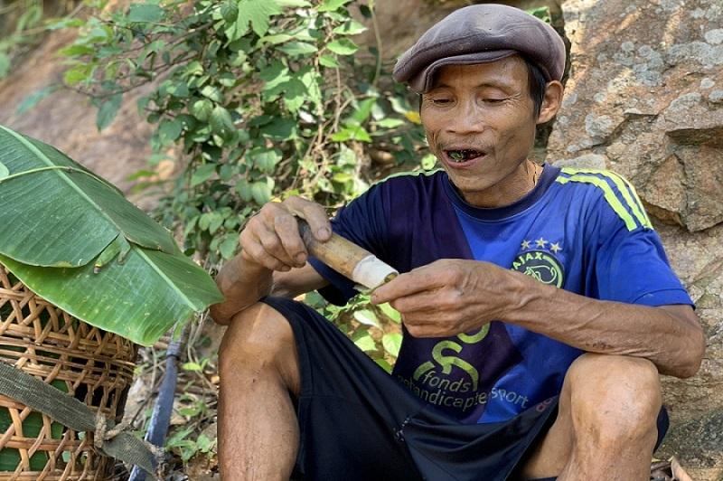 'Người rừng' Hồ Văn Lang qua đời