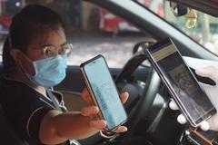 Cấp giấy đi đường mã QR Code, dân Đà Nẵng chỉ mất 5 giây để qua chốt