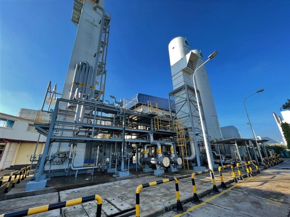 Nguồn oxy y tế cung cấp cho thị trường ở Việt Nam