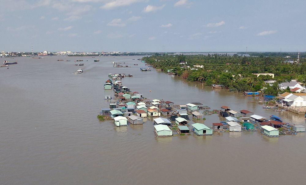 Kiểm toán việc quản lý nguồn nước lưu vực sông Mê Kông gắn với thực hiện các mục tiêu phát triển bền vững