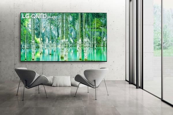 LG thiết lập chuẩn mực mới cho các dòng TV LCD truyền thống