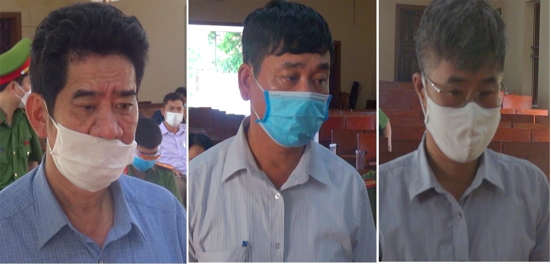 Nguyên Chủ tịch và Phó chủ tịch xã ở Thanh Hóa bị bắt