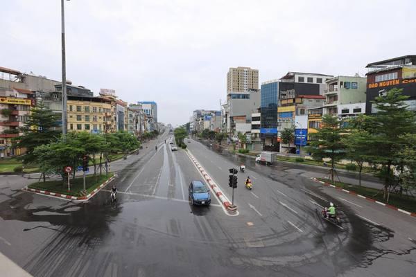 Công điện của UBND TP Hà Nội tăng tốc kiểm soát tình hình dịch bệnh Covid-19