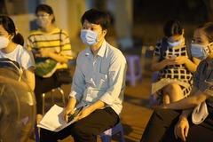Xin cấp giấy đi đường lúc tối muộn ở Hà Nội