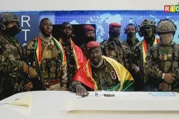 Chỉ huy đảo chính ở Guinea hứa hẹn lập chính phủ mới