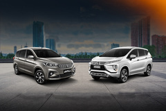 Với 630 triệu, mua Mitsubishi Xpander hay Suzuki Ertiga?