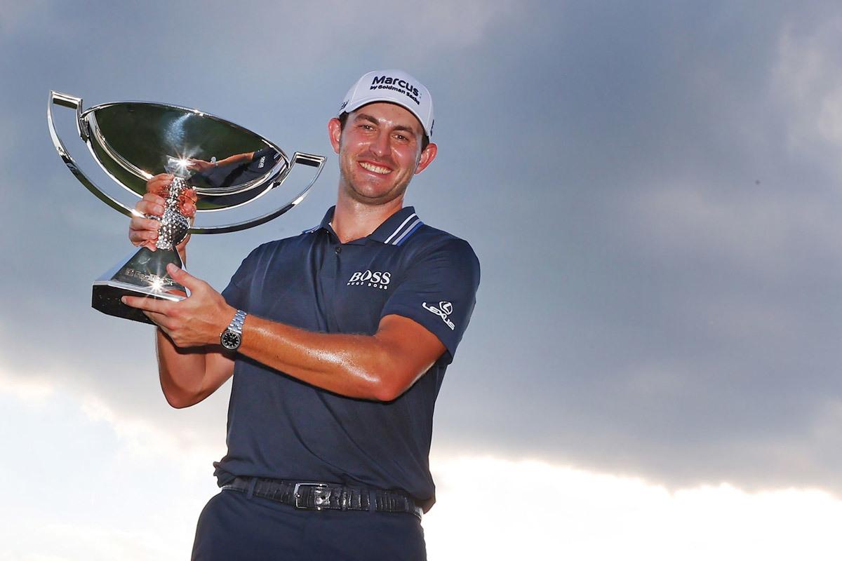 Patrick Cantlay đoạt FedEx Cup: Nhà vô địch toàn diện