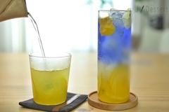 Làm chanh muối pha đồ uống thanh lọc cơ thể
