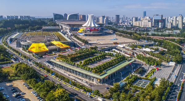 Welcoming the 'upgraded' CAEXPO