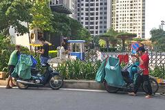 Shipper được hoạt động giao hàng tại nội thành Hà Nội