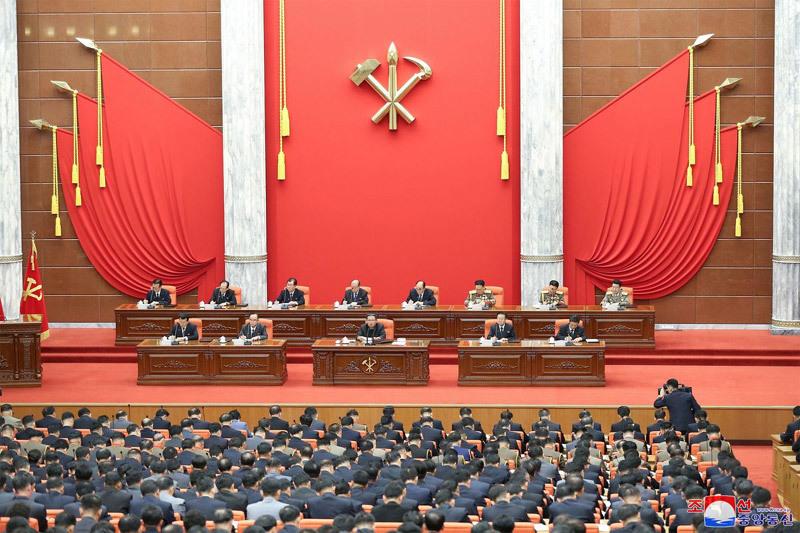 'Ngôi sao đang lên' của quân đội Triều Tiên được vào ban lãnh đạo đảng cầm quyền