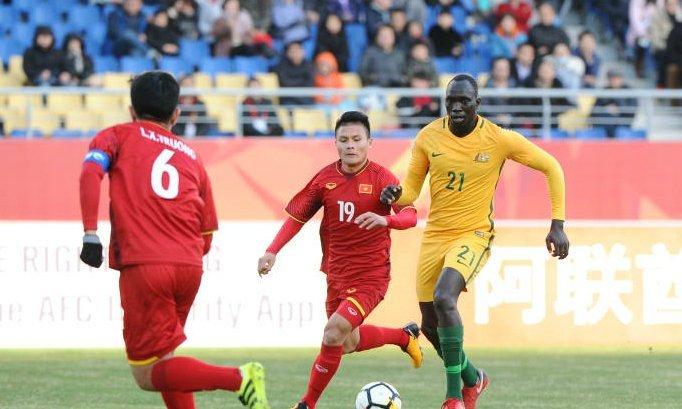 Trực tiếp Việt Nam vs Australia: Thử thách cực đại