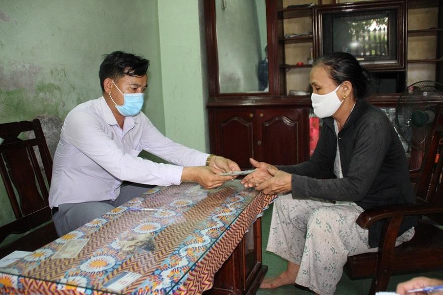 Người dân khu phong tỏa thắc mắc chưa nhận tiền hỗ trợ, Đà Nẵng nói gì?