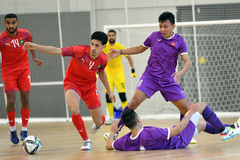Futsal Việt Nam thua sát nút Morocco trước World Cup