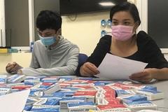 Hà Nội: Thu giữ hàng nghìn viên thuốc điều trị COVID-19 nhập lậu