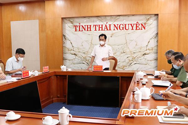 Thái Nguyên và cách chống dịch lấy công nghệ làm nền tảng