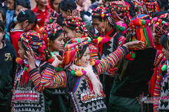 Unique features of Ha Nhi people's costumes