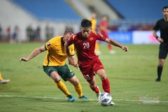 Việt Nam thua tối thiểu Australia: Trọng Hoàng, Hồng Duy hay nhất