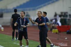 HLV Park Hang Seo lần đầu thua ở Mỹ Đình, tuyển Việt Nam xả trại
