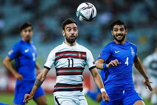 """Bruno Fernandes châm ngòi, Bồ Đào Nha thắng trận """"3 sao"""""""
