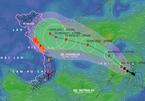 Kịch bản của bão Côn Sơn khi vào Biển Đông