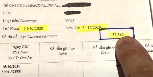 Trấn Thành giải thích việc sửa bài đăng sao kê, cột số dư, tiền mua nước hoa