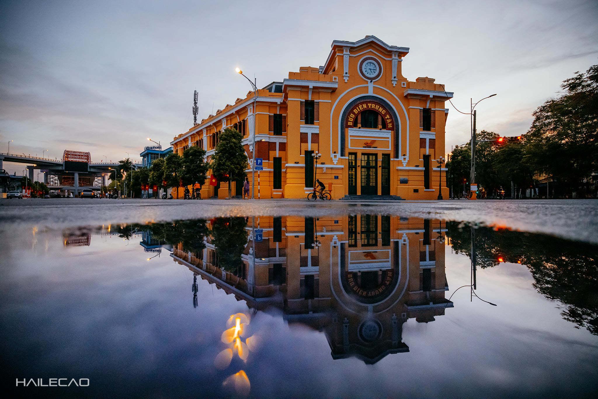 Nét đẹp bình yên hiếm thấy ở thành phố cảng Hải Phòng những ngày giãn cách