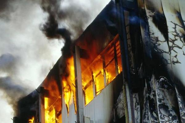 Hiện trường vụ cháy nhà tù ở Indonesia làm 41 người thiệt mạng