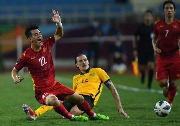 Báo Hàn: 'Việt Nam đã chơi tốt, nhưng Australia ở đẳng cấp khác'