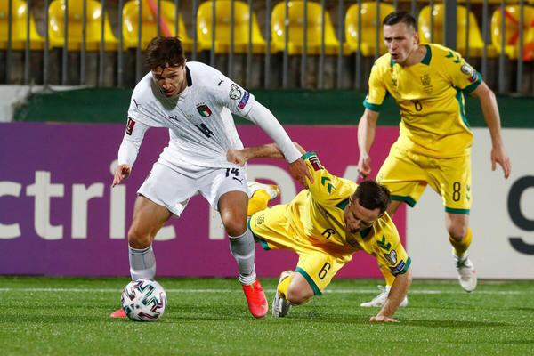 Nhận định Italy vs Lithuania: Trút mưa bàn thắng