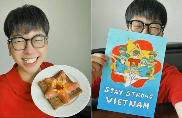 Sao Việt 'Góp triệu ngôi sao' gây quỹ hỗ trợ tiểu thương TP.HCM
