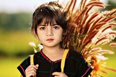 Bộ ảnh cô bé có 'đôi mắt Pleiku' đẹp thiên thần gây bão cộng đồng mạng