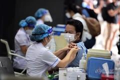 'Đề xuất rút ngắn khoảng cách 2 mũi tiêm vắc xin của TP.HCM là hợp lý'
