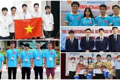 Three universities are popular choices for 19 international Olympiad medalists