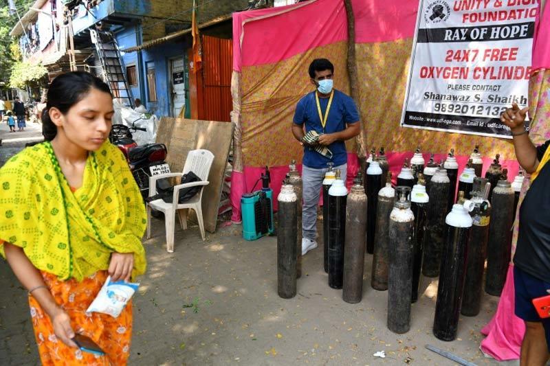 Vũ khí chống Covid-19 của giới trẻ Ấn Độ