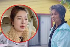 Thúy Nga khóc thương khi vô tình gặp Kim Ngân đang lang thang trên đường