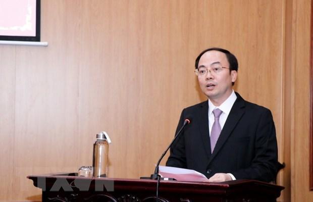 Ông Nguyễn Đăng Bình làm Phó Bí thư Tỉnh ủy Bắc Kạn