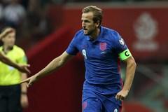 Harry Kane ghi siêu phẩm, tuyển Anh tuột chiến thắng phút 92