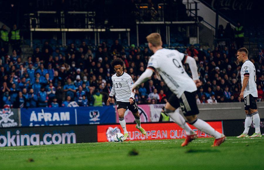 Timo Werner ghi bàn, Đức nhấn chìm Iceland