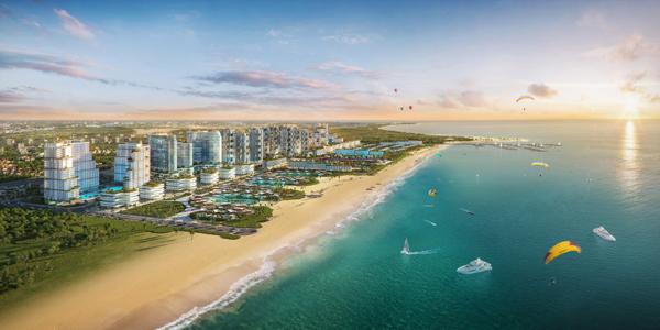 Thanh Long Bay - trung tâm thể thao biển quy mô, chuyên nghiệp tương lai