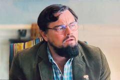 Leonardo DiCaprio gây bất ngờ ngoại hình béo ú, già nua trong phim mới