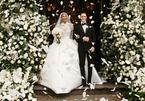 Đám cưới cổ tích của siêu mẫu nội y và con trai phó Tổng thống