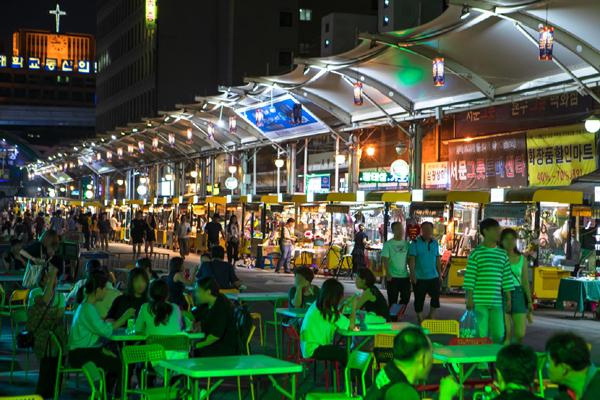 Khám phá chợ truyền thống náo nhiệt nhất Daegu, Seomun