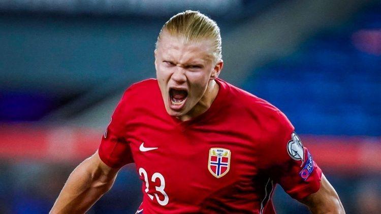 Haaland tuyên bố gây ngỡ ngàng sau hat-trick cho Na Uy