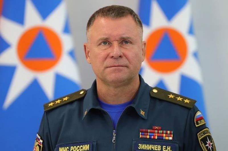 Chân dung bộ trưởng Nga tử nạn vì cứu người lúc tập trận