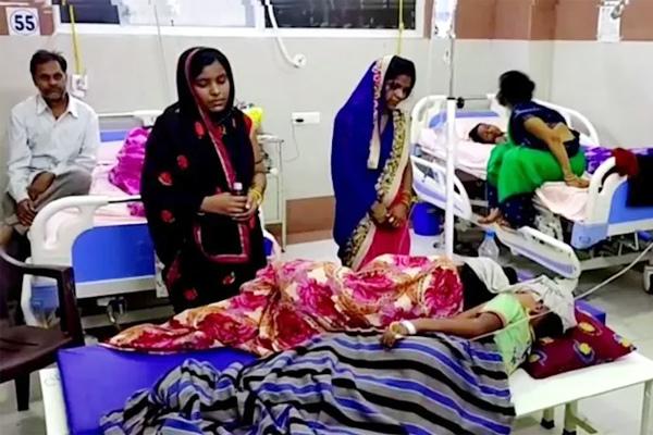 Ấn Độ giải mã được nguyên nhân đợt sốt lạ khiến 100 người tử vong