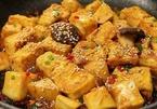 Món đậu xốt nấm cho người ít vào bếp