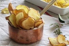 Món ăn vặt với khoai lang vừa ngon, vừa dễ làm