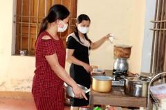 Giáo viên '3 tại chỗ' để dạy học trực tiếp ở Nghệ An